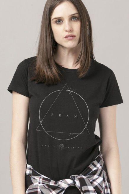 Camiseta Feminina Fresno Poeira Estelar
