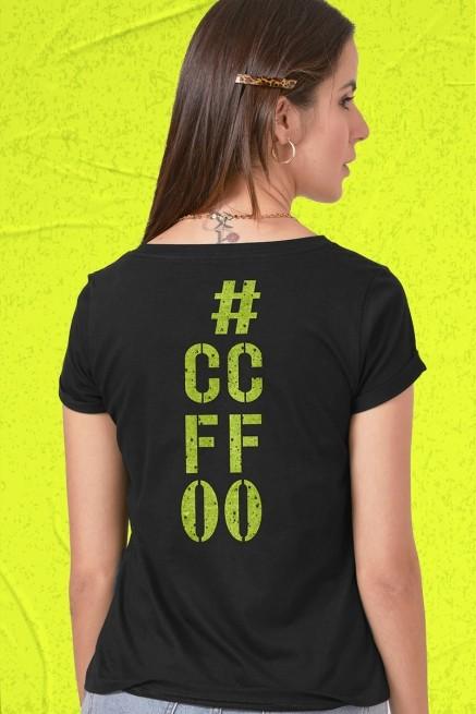 Camiseta Feminina Fresno Sua Alegria Foi Cancelada Logo Árvore
