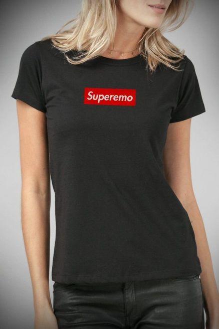 Camiseta Feminina Fresno Superemo