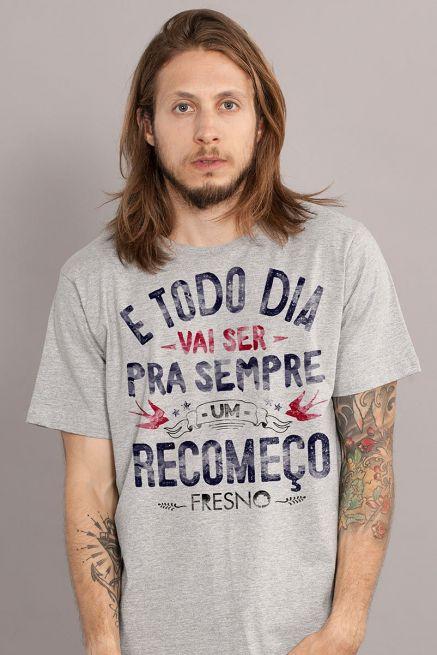 Camiseta Masculina Fresno Acordar