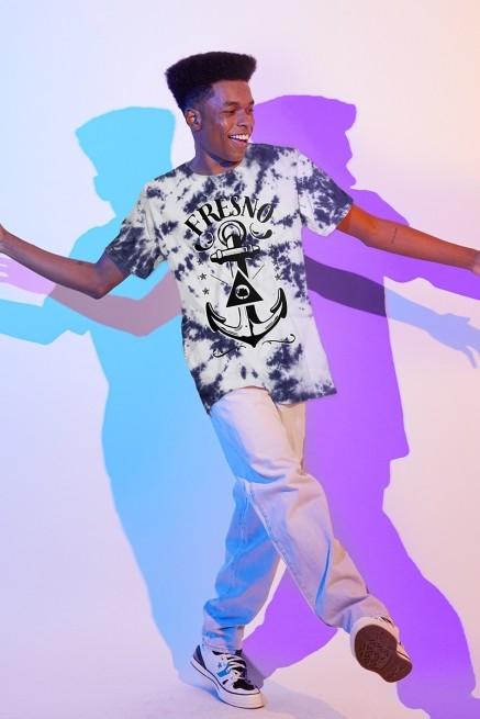 Camiseta Masculina Fresno Anchor