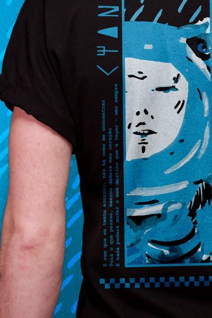 Camiseta Masculina Fresno Ciano 15 Anos - Teu Semblante