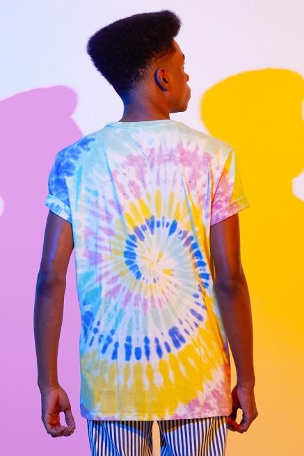 Camiseta Masculina Fresno Ciano Colors