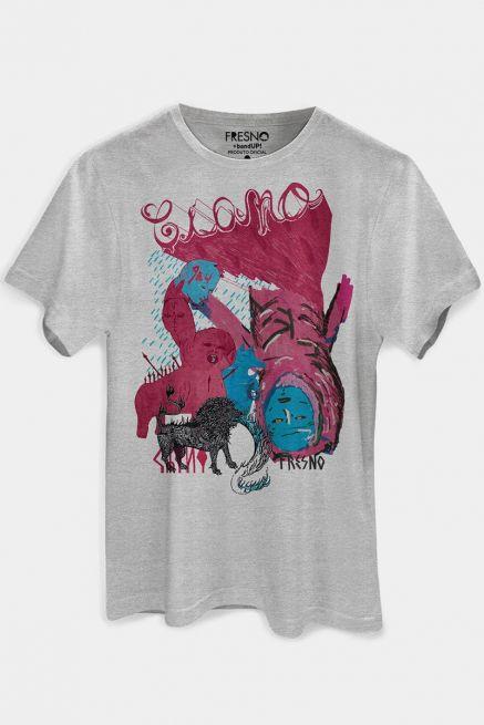 Camiseta Masculina Fresno Ciano Enxergar