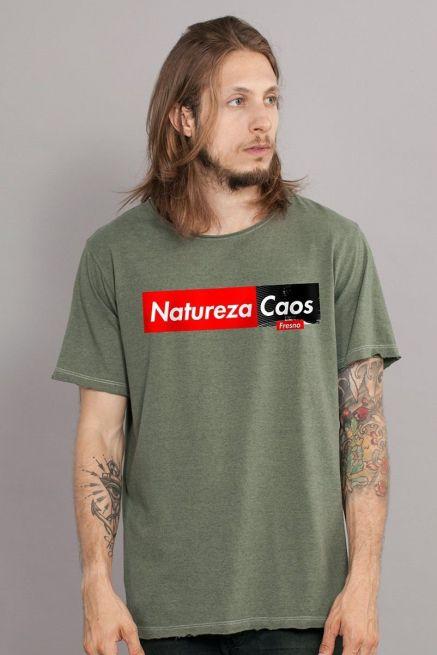 Camiseta Masculina Fresno Natureza