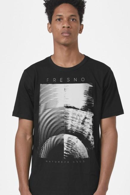 Camiseta Masculina Fresno Natureza Caos