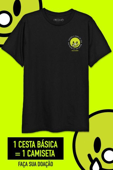 Camiseta Masculina Fresno QuarentEMO