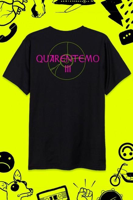 Camiseta Masculina Fresno QuarentEMO 3.0 CD