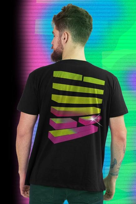 Camiseta Masculina Fresno X Jason Aalon Butler Broken Dreams