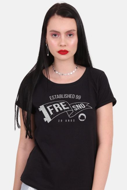 Combo Feminino Fresno 20 Anos Eu sou a Maré Viva