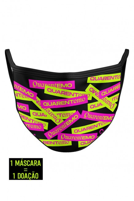Máscara Fresno QuarentEMO 2.0