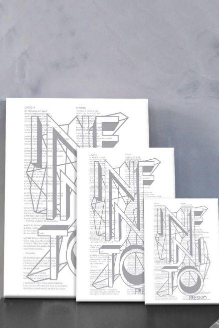 Quadro Fresno Infinito Type