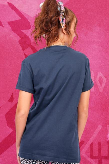 T-shirt Feminina Fresno Ciano 15 Anos - Stonehenge