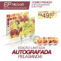 Combo Fresno - EP Autografado + Button