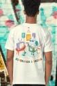 Camiseta Masculina Fresno Esperando a Vacina