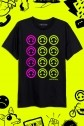 Camiseta Masculina Fresno QuarentEMO 3.0 Smiles