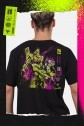 Camiseta Masculina Fresno x Far from Alaska Eva Robô