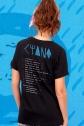 T-shirt Feminina Fresno Ciano 15 Anos - Minha Música