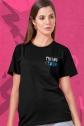 T-shirt Feminina Fresno Ciano 15 Anos - O Peso do Mundo