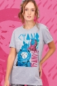 T-shirt Feminina Fresno Ciano 15 Anos - Quebre as Correntes