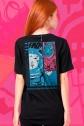 T-shirt Feminina Fresno Ciano 15 Anos - Teu Semblante