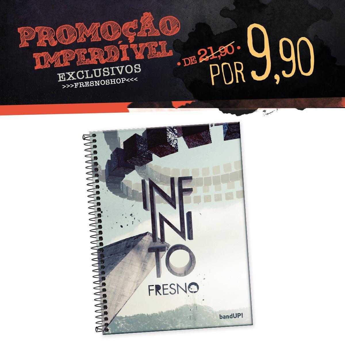 Caderno Fresno - Infinito