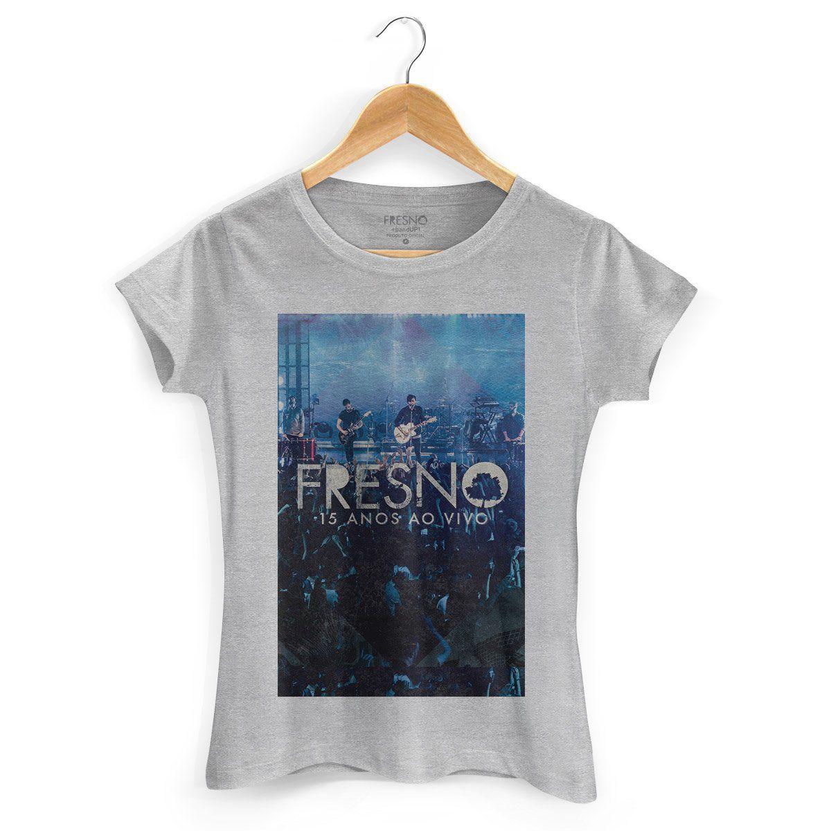 Camiseta Feminina Fresno Capa