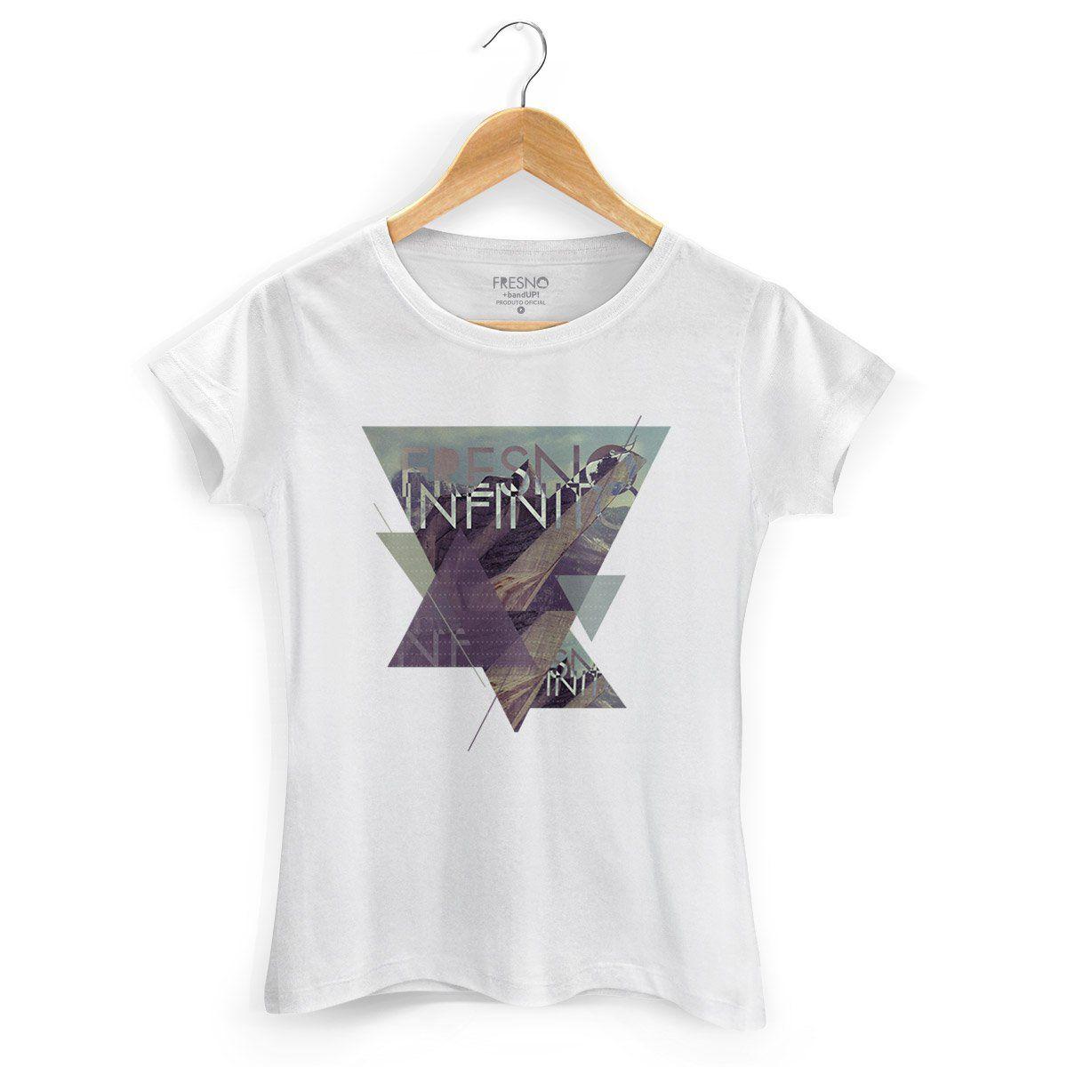 Camiseta Feminina Fresno - Capa Infinito