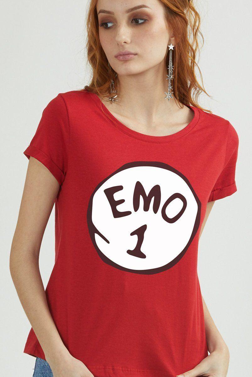 Camiseta Feminina Fresno Emo 1