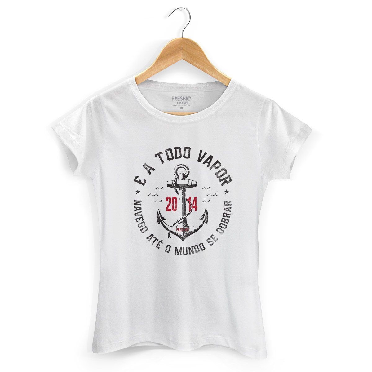 Camiseta Feminina Fresno - Farol
