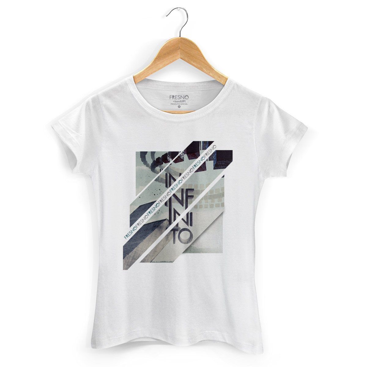 Camiseta Feminina Fresno - Infinito