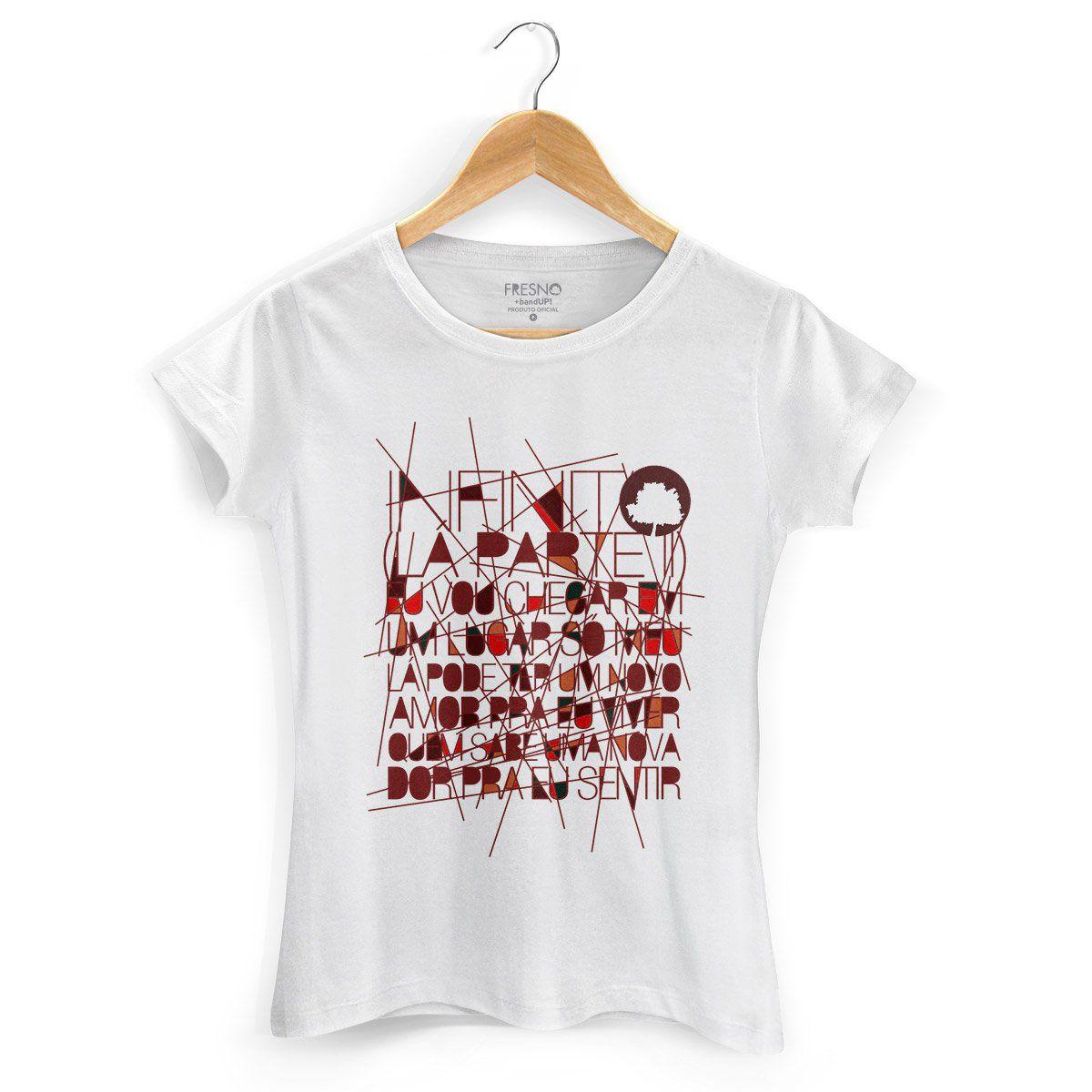 Camiseta Feminina Fresno - Infinito Parte II