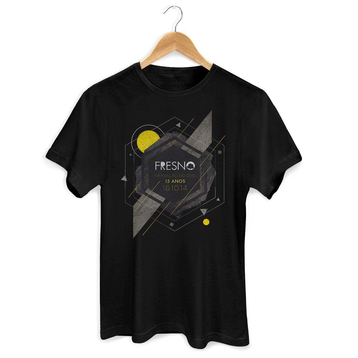 Camiseta Masculina Fresno 15 Anos