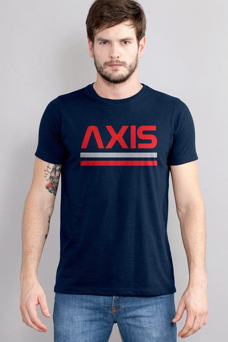Camiseta Masculina Fresno Axis