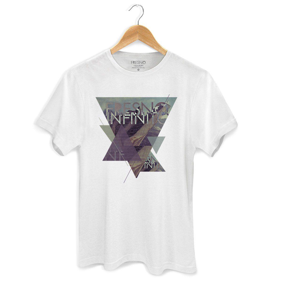 Camiseta Masculina Fresno - Capa Infinito