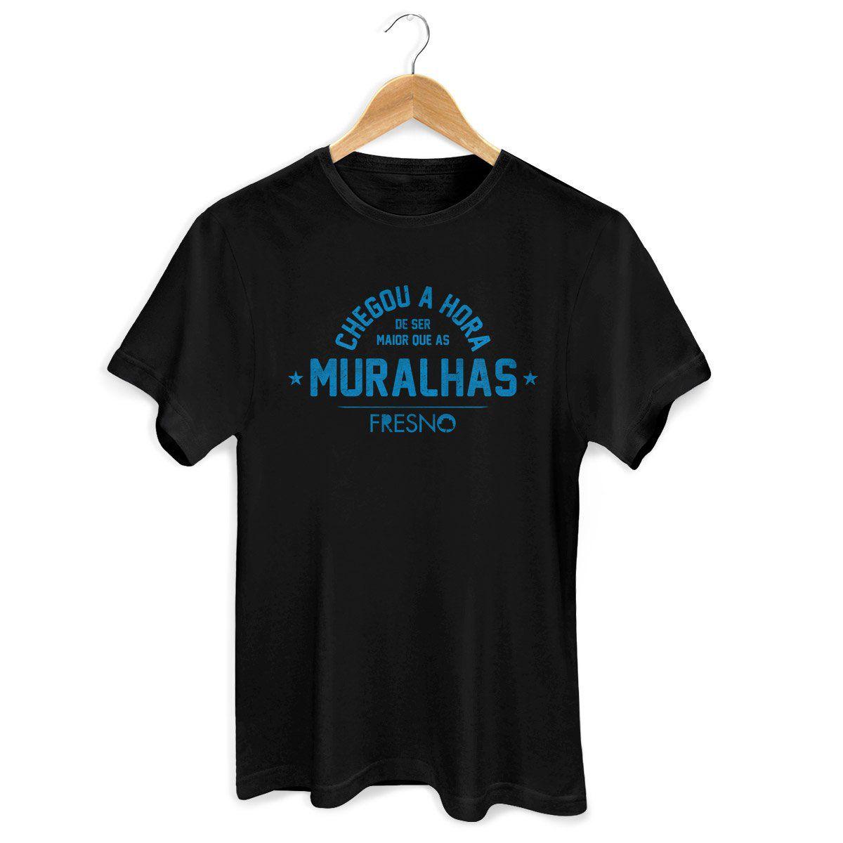 Camiseta Masculina Fresno - Chegou A Hora