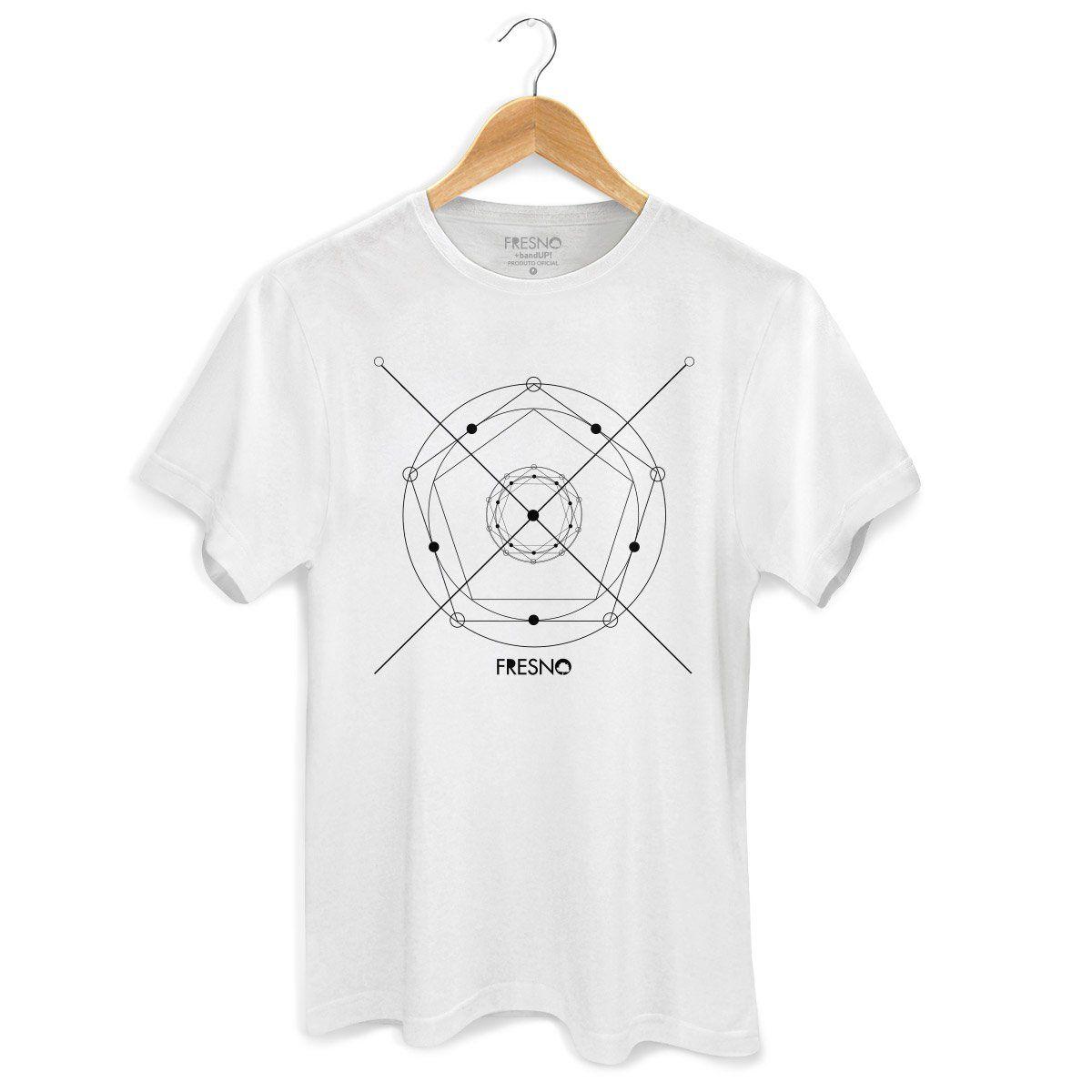 Camiseta Masculina Fresno Diagrama