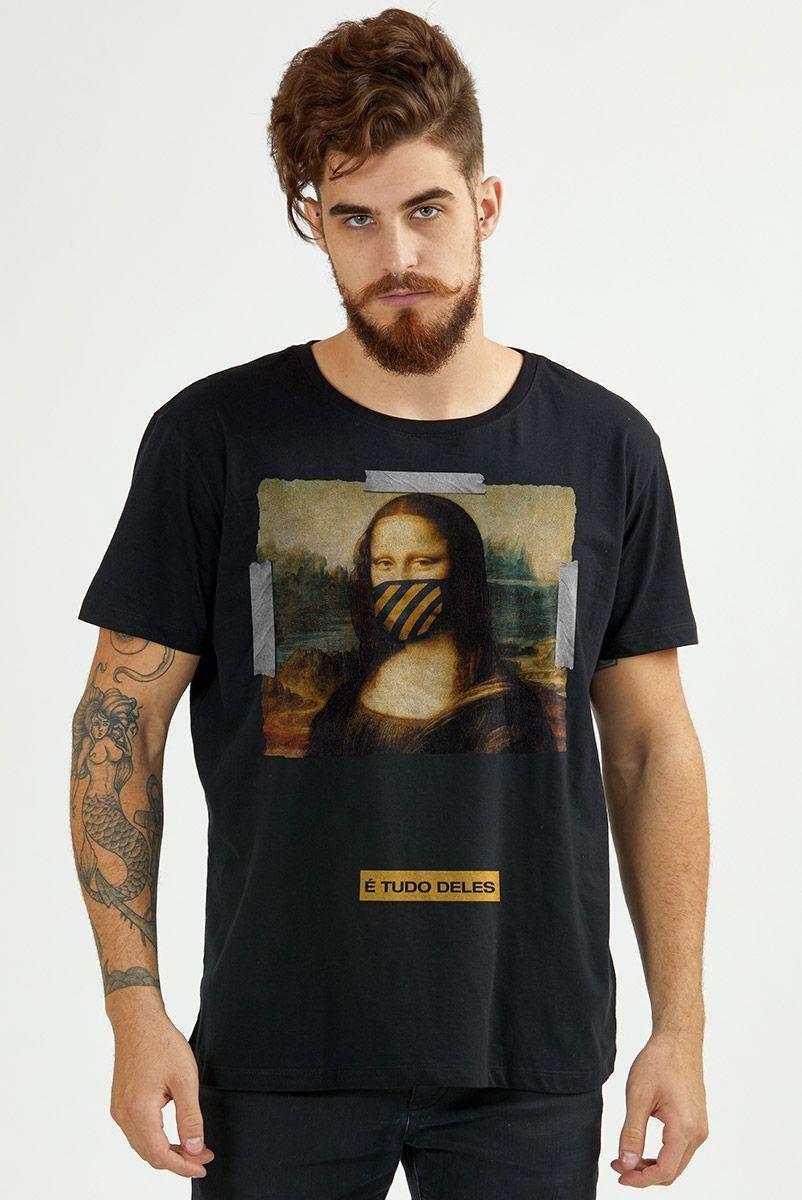 Camiseta Masculina Fresno É Tudo Deles