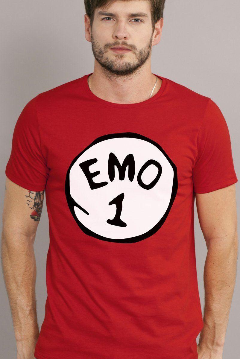 Camiseta Masculina Fresno Emo 1