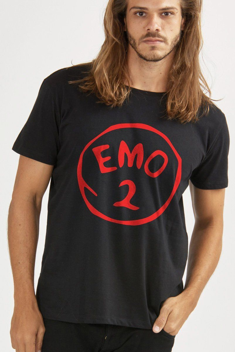 Camiseta Masculina Fresno Emo 2 Inverted