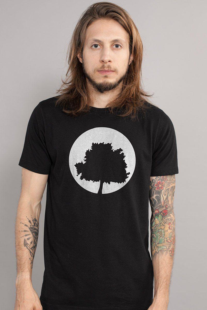Camiseta Masculina Fresno Logo Árvore