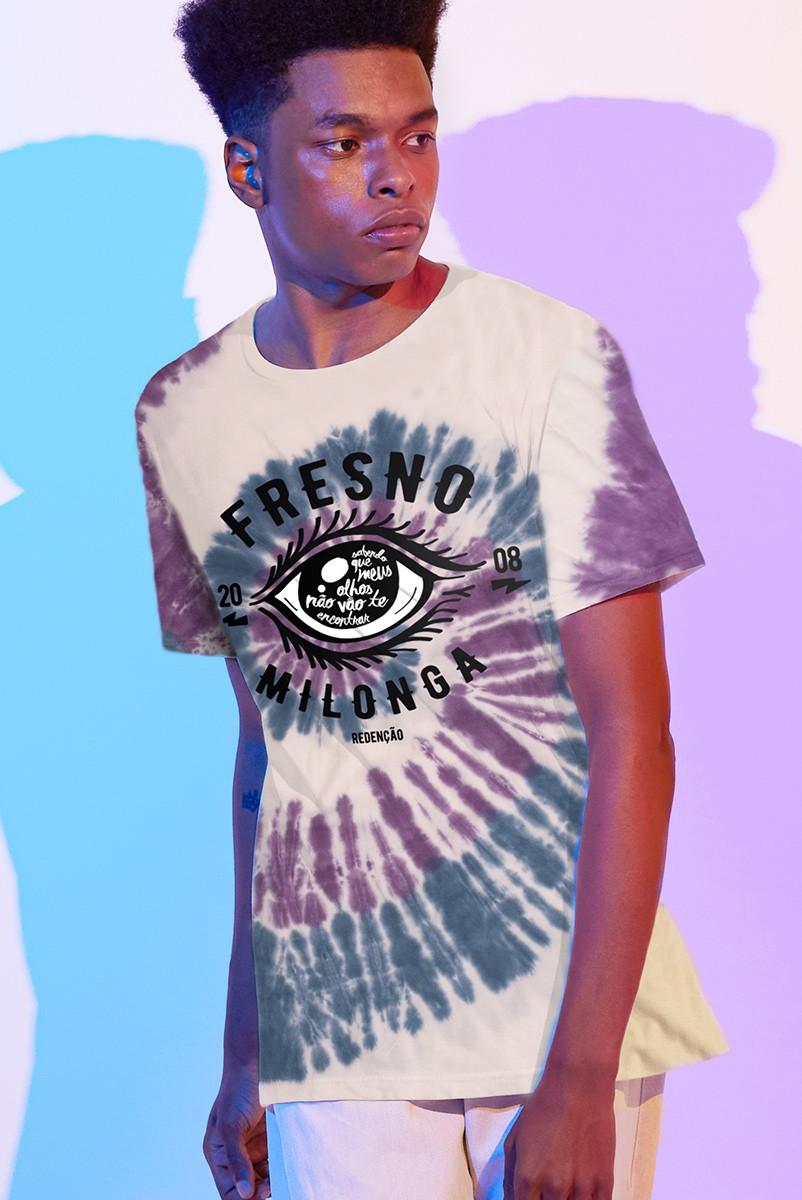 Camiseta Masculina Fresno Milonga Olho