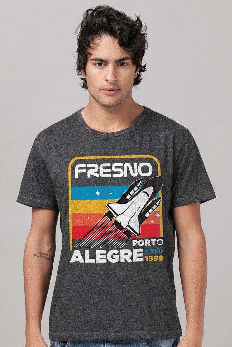 T-shirt Premium Masculina Fresno Mission