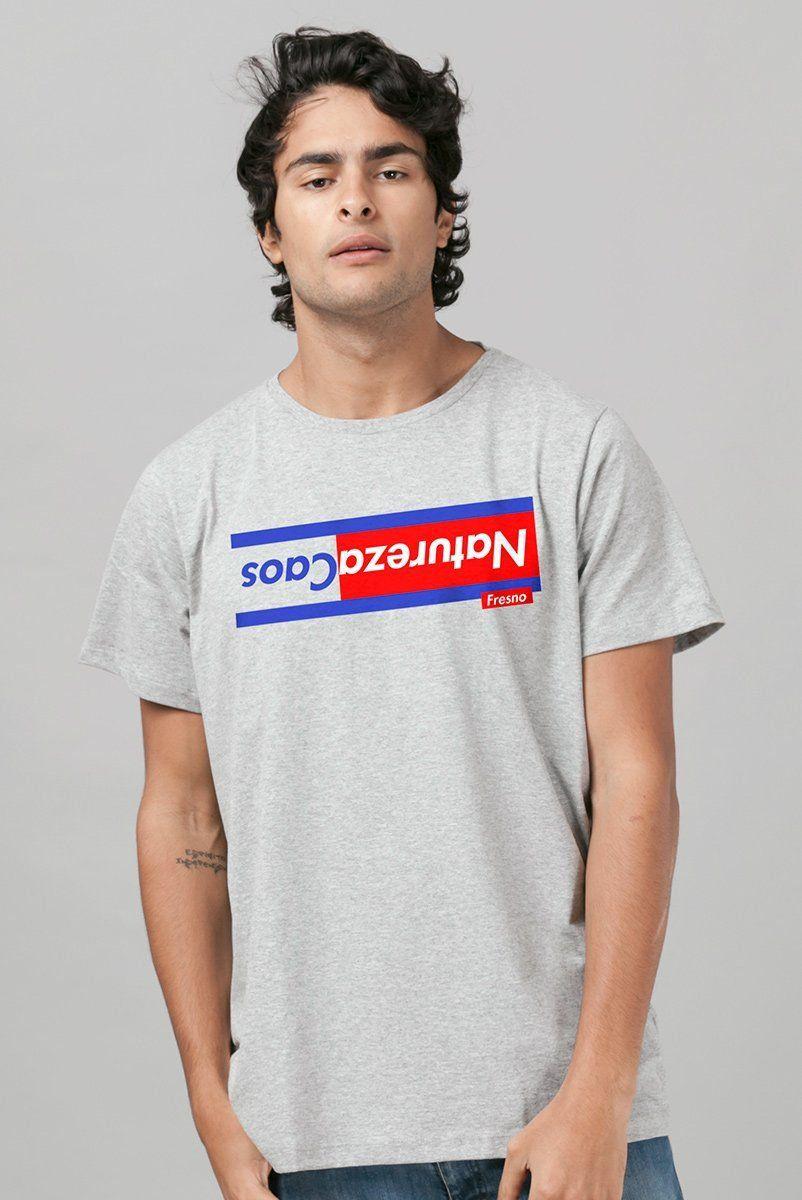 Camiseta Masculina Fresno Natureza Inversa