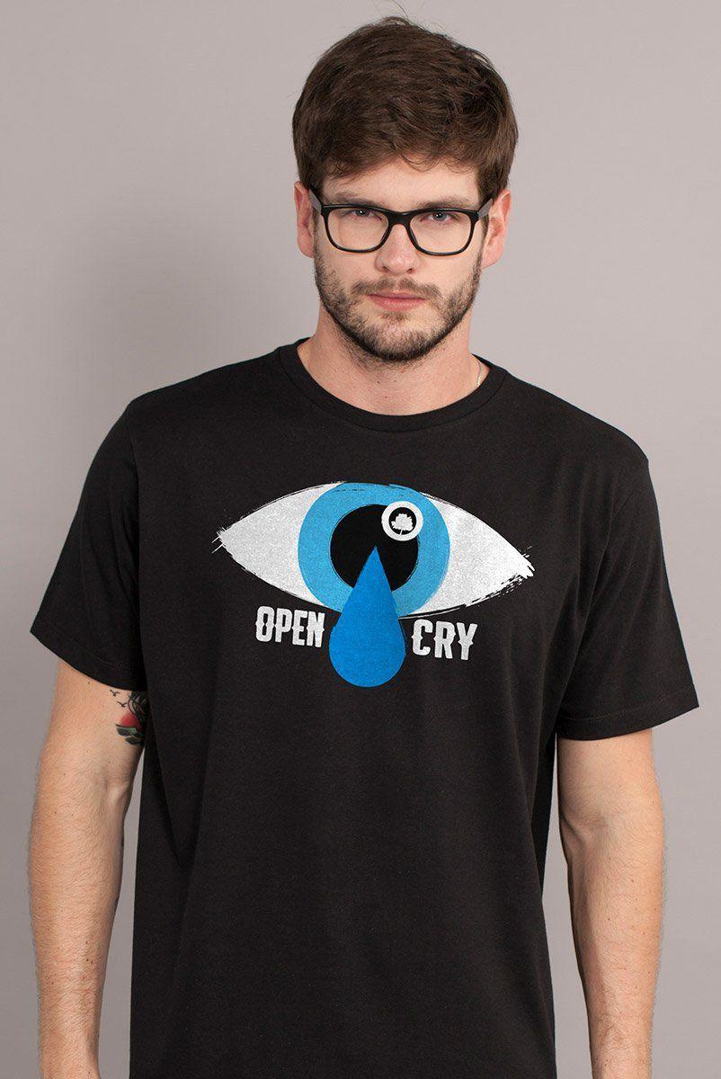 Camiseta Masculina Fresno Open Cry