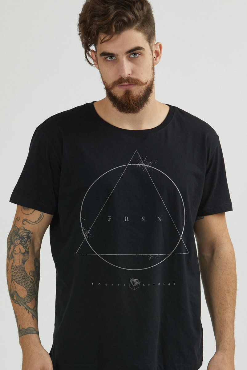 Camiseta Masculina Fresno Poeira Estelar