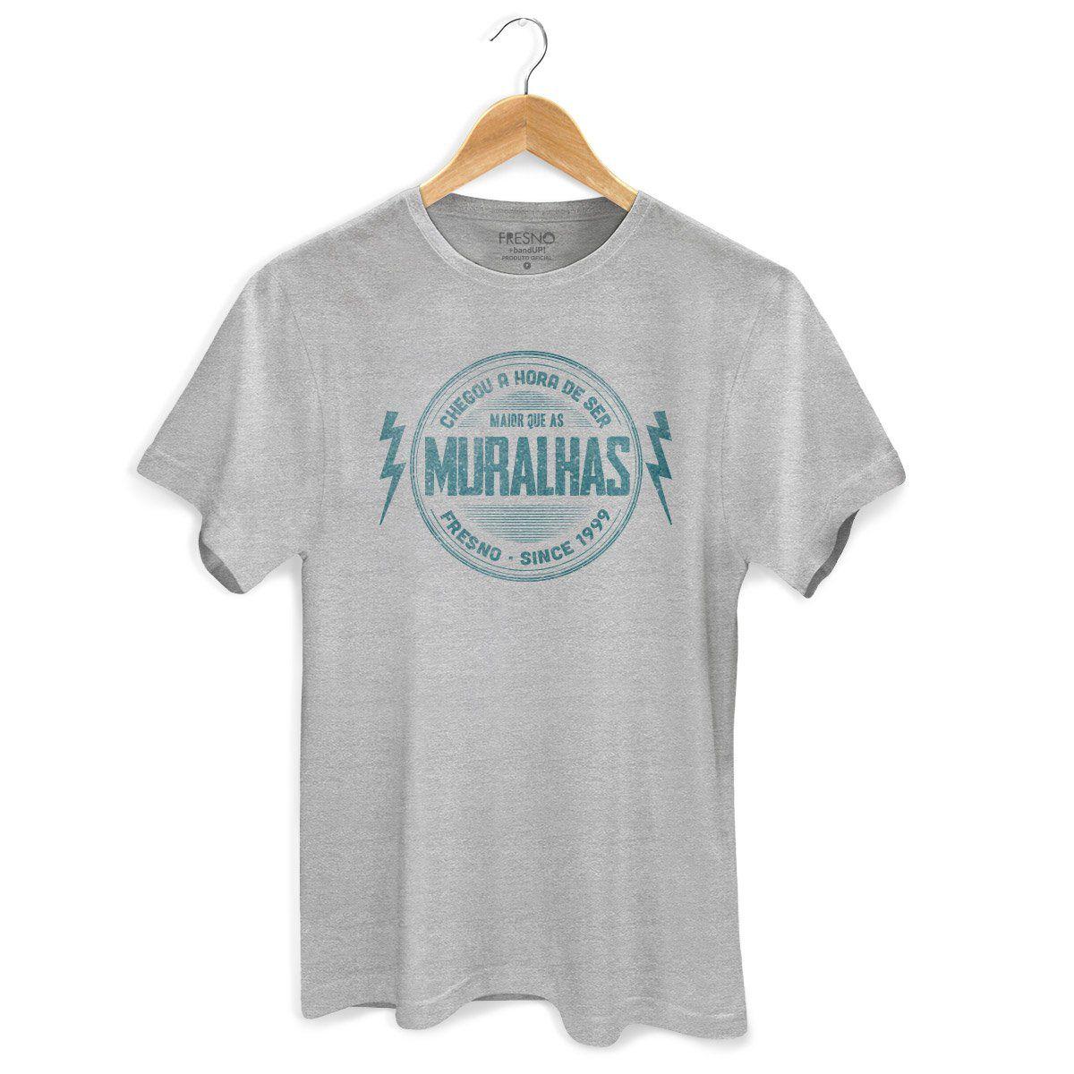 Camiseta Masculina Fresno - Since 1999