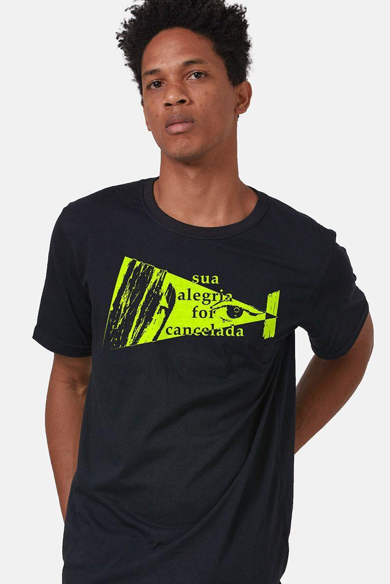Camiseta Masculina Fresno Sua Alegria Foi Cancelada CCFF00
