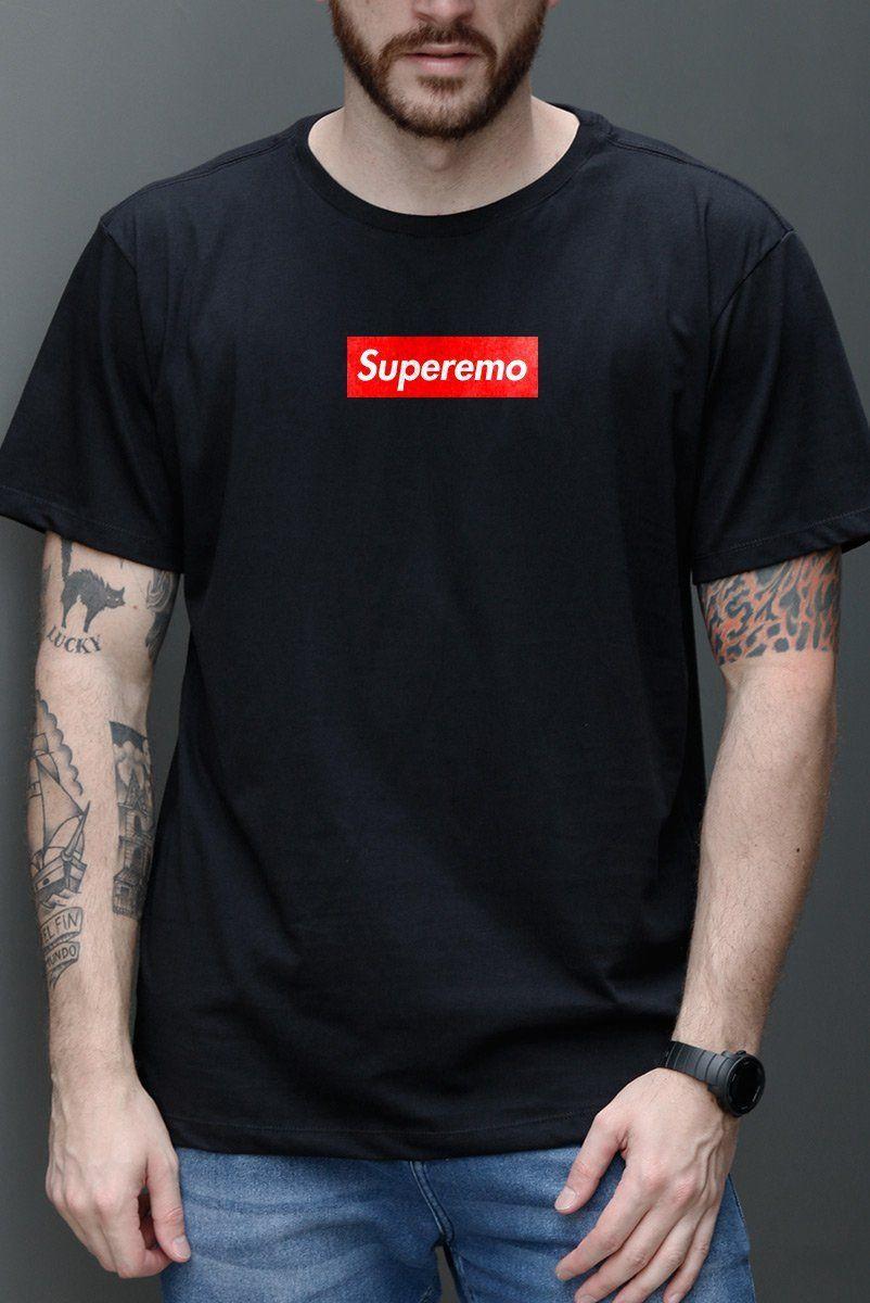 Camiseta Masculina Fresno Superemo