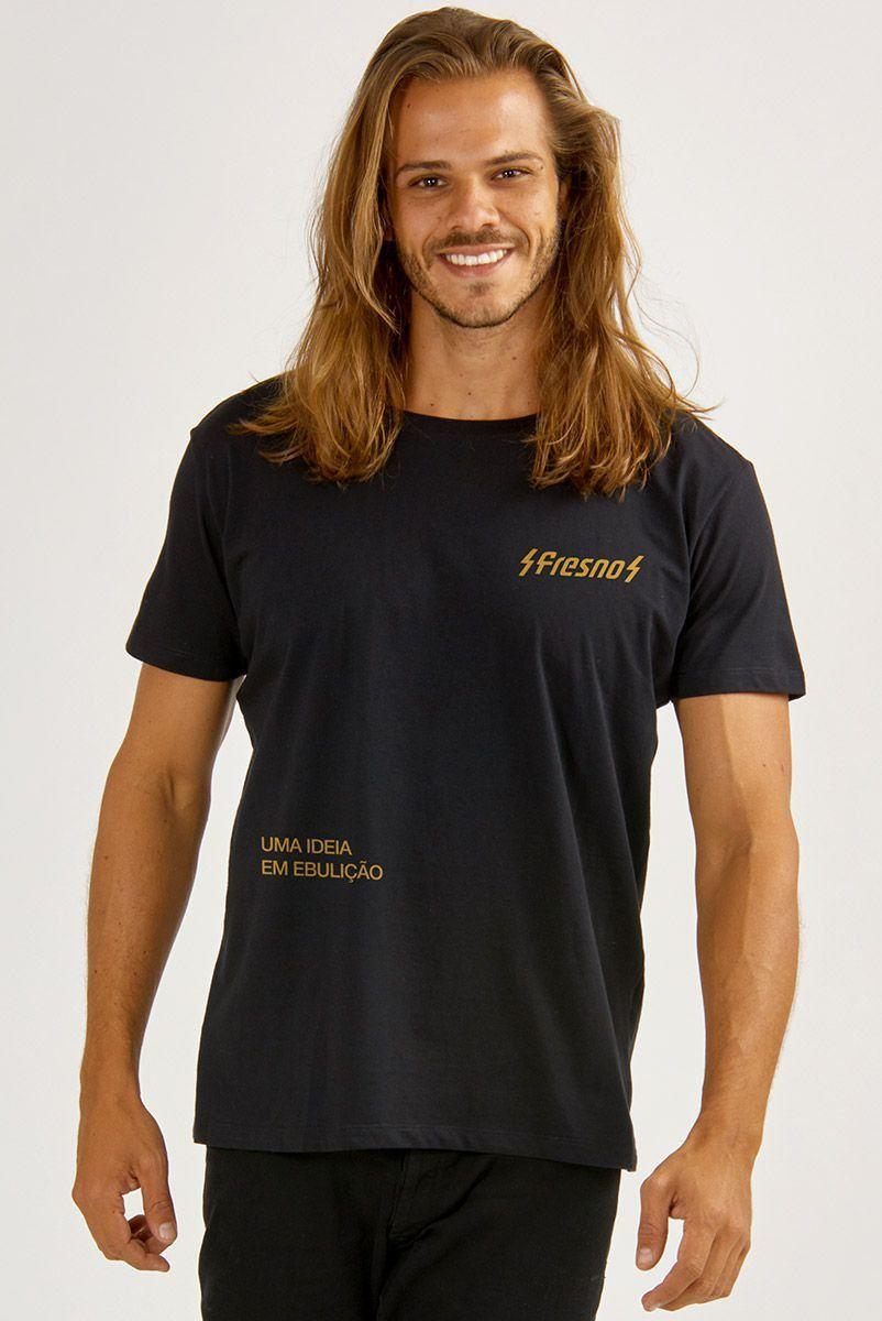 Camiseta Masculina Fresno Uma Ideia